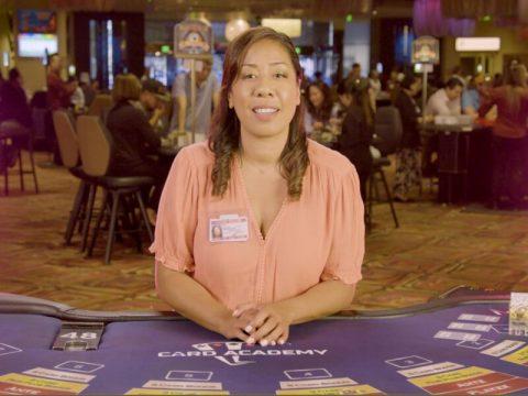 Pelajaran Video Tiga Kartu Poker - Akademi Kartu San Jose @ Casino M8trix